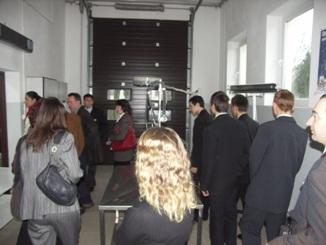 """Otwarcie gabinetu weterynaryjnego """"Dąbrowa"""" II 2008"""